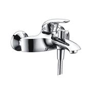 Rossel 2801 Смеситель для ванны с коротким изливом