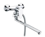 Снят с продажи! Leine 3502L Смеситель для ванны с длинным изливом
