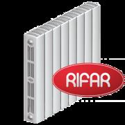 Биметаллический радиатор Rifar Supremo 500/9 секций