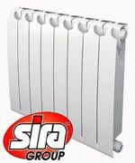 Биметаллический Радиатор SIRA RS 500/8 секций