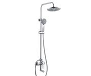 Душевой комплект со смесителем A16601 для ванны, 85/120 x 53,5 см NEW!