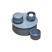 Клапан вакуумный (аэратор) D 110 мм