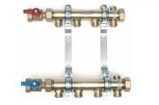 HLV 8 Коллектор Rehau для систем радиаторного отопления HLV 8 контура
