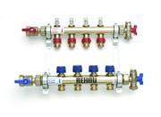 HKV-D 5 Коллектор Rehau Rautitan для теплых полов HKV-D на 5 контура