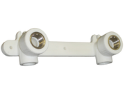 Комплект настенный для смесителя 20 мм х 1/2 вр Valfex