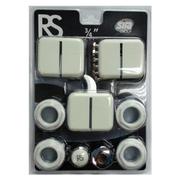 "Монтажный комплект Sira RS 3/4"" c тремя кронштейнами"
