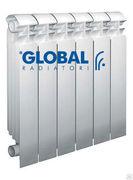 Радиатор Биметаллический Global Style Extra 500/8 секции