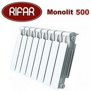 Радиатор Rifar Monolit 500/5 секций