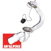 Обвязка для ванны McAlpine MRB2CBNS-PB