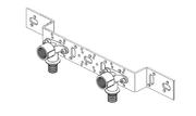 Монтажный блок Rehau RAUTITAN для скрытого монтажа O 75/150 короткого RX