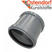 Муфта надвижная Ostendorf HTU DN 40/40 мм