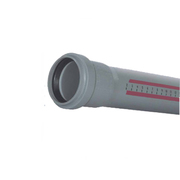 Труба пластиковая канализационная НТЕМ Ostendorf 90/1000