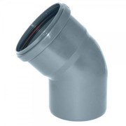 Отвод внутренний Ostendorf 110 мм, 45° однораструбный