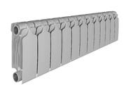 Радиатор биметаллический Bilux plus R, с межосевым расстоянием 200 мм, 1 секция