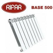 Радиатор отопления Rifar Base (биметалл) 500х10 секций