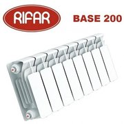 Радиатор Секционный Rifar Base 200/02 секций