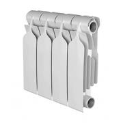 Радиатор биметаллический Bilux plus R, с межосевым расстоянием 300 мм, 1 секция