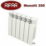 Радиатор отопления Rifar Monolit 350/8 секций