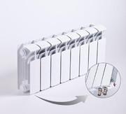 RIFAR Base Ventil 200/8 Биметаллический Радиатор отопления RIFAR Base Ventil 200/8 секции