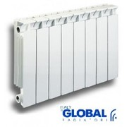 Секционный Радиатор Global Style 350/11 cекции