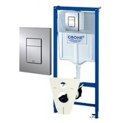 Инсталляция Grohe Rapid SL 38775001 4 в 1