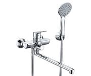 Смеситель для ванны с длинным изливом Lippe 4502L