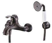 Смеситель для ванны с коротким изливом Isar 1301