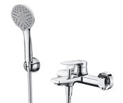 Смеситель для ванны с коротким изливом Lopau 3201