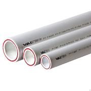 Труба 20 полипропиленовая армированная стекловолокном PN 20 - 20 х 2,8 мм