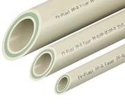 Труба армированная стекловолокном FV Plast Faser 20x3,4 / PN20, хлыст 4 м