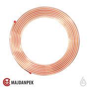 """Труба медная 1/4"""" Majdanpek ASTM (6,35х0,76 мм) бухта 15 м"""
