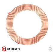 """Труба медная 1/2"""" Majdanpek ASTM (12,7х0,81 мм) бухта 15 м"""