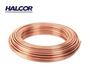 "Труба медная 3/16"" Halcor ASTM (4,76х0,71 мм) EN 12735 бухта 15 м"