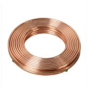 """Труба медная 1/4"""" Optima, ASTM B68M-99 (6,35 x 0,55 мм) бухта 15 м"""