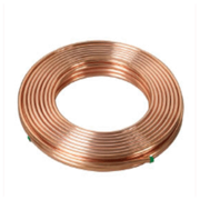 """Труба медная 3/8"""" Optima, ASTM B68M-99 (9,52 x 0,61 мм) бухта 15 м"""