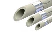Труба армированная с алюминиевым слоем FV Plast Stabi PN20 / 16x2,4 / хлыст 4 м