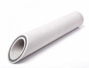 Труба полипропиленовая со стекловолокном 20х3,4 мм / PN25 SPK