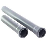 Труба для внутренней канализации политэк 40/500мм