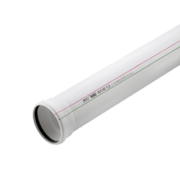 Труба канализационная Rehau Raupiano Plus 90/1000 мм