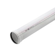Труба канализационная Rehau Raupiano Plus 50/1500 мм