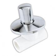 Вентиль хромированный 20 мм х 1/2'' Valfex
