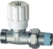 Вентиль прямой регулирующий Far 1/2 НР FV 1255 C12 М24х19 (метрика)