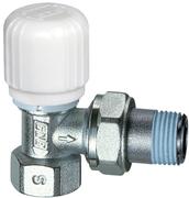 Вентиль терморегулирующий угловой Far 1/2 ВР FT 1620 34