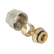 """Фитинг коллекторный для пластиковой трубы 16 (2,0) мм х 3/4"""""""