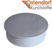 Заглушка ПП Ostendorf Ду 125 мм